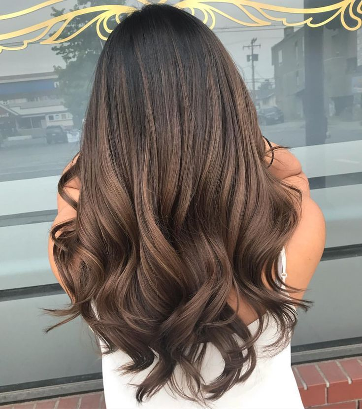 #haircolor #hairstyle #haarfarbe #frisuren – Haircolor,  #balayagehairideas #Frisuren #Haarfa…