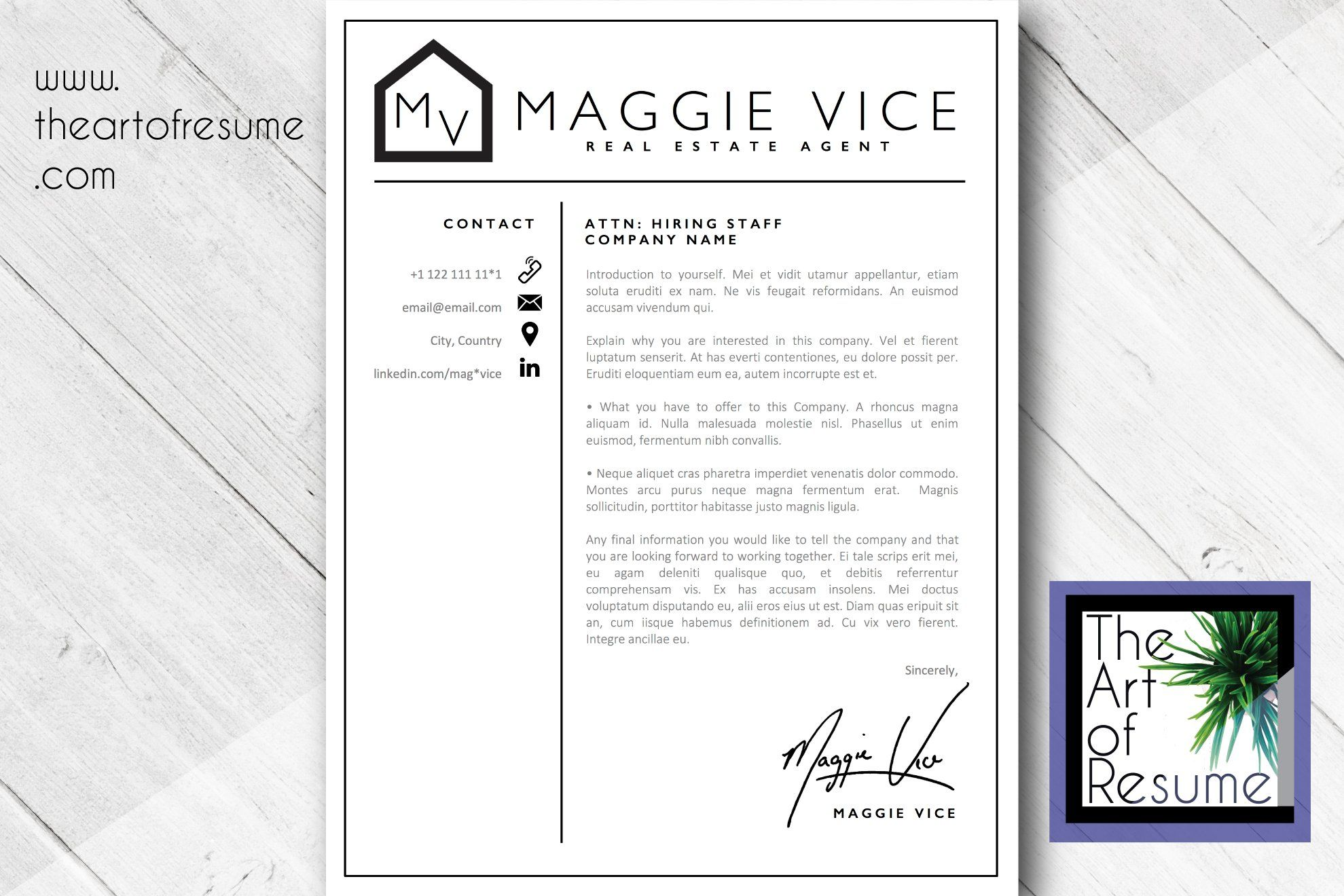 Resume Template Real Estate Agent Cv Resume Template Real