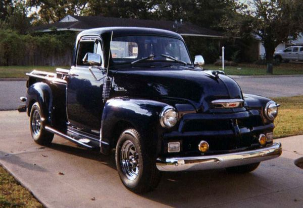 Customer Submitted Pictures Of 1947-1959 Chevy Trucks -1145