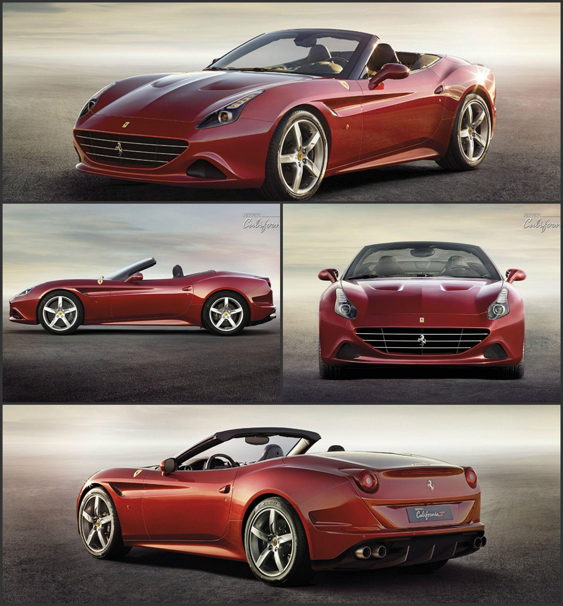 Ferrari   Ferrari california t, Classic sports cars, New ...