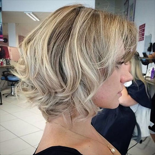 Stylish Short Layered Haircuts for Women #shortlayeredhaircuts