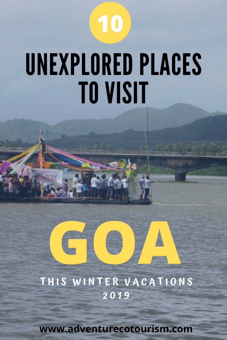 Have You Been Tired Of Exploring The Same Attractions Every Time You Visit Goa In Your Winter Holida Outdoor Travel Adventure Cool Places To Visit Travel Tours