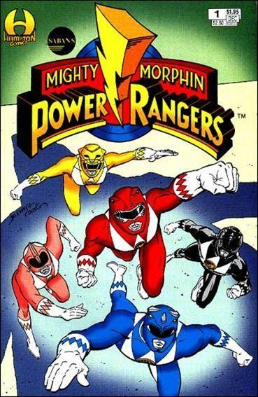 The original Mighty Morphin Power Rangers were the best..especially Jason!