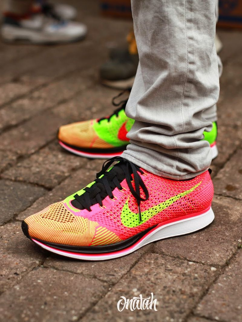 separation shoes 4a716 efe0d Anonymous · Running · Tennis · Nike Tennis Shoes · Racing · Nike Shies · Nike  Shoe · Nike Flyknit Racer