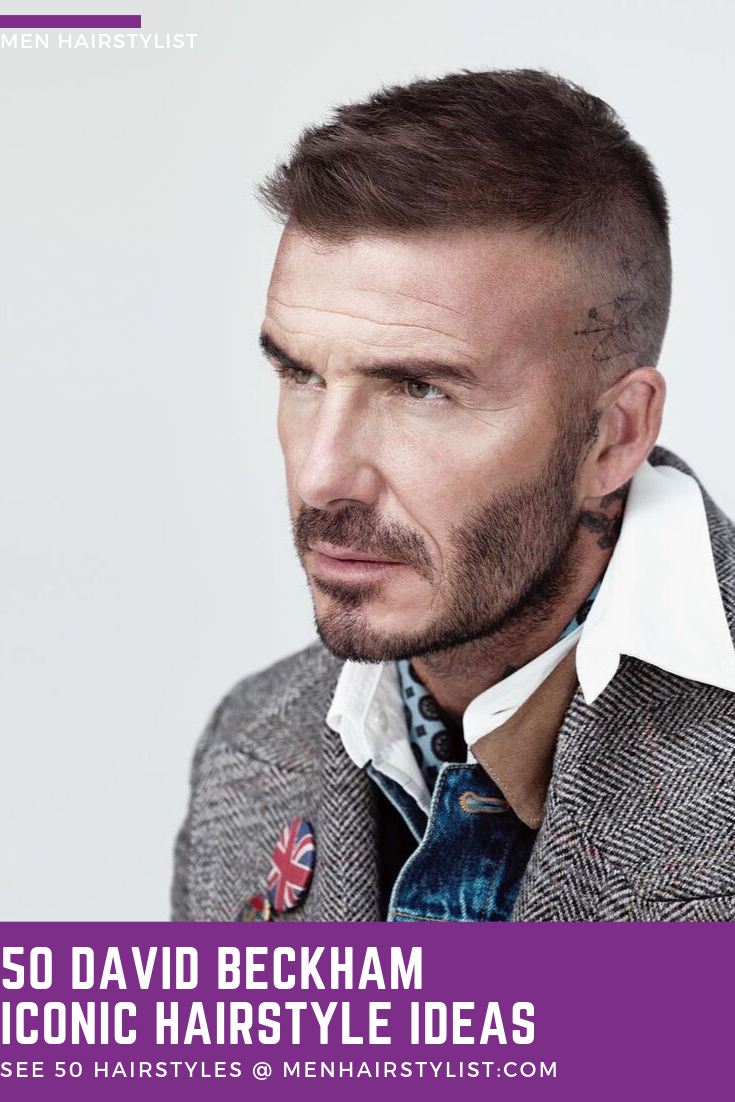 50 David Beckham Hair Ideas To Shoot For Today David Beckham Hairstyle Beckham Hair David Beckham