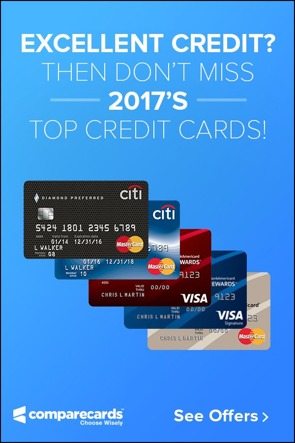 If You Have Excellent Credit There S No Reason You Shouldn T Be