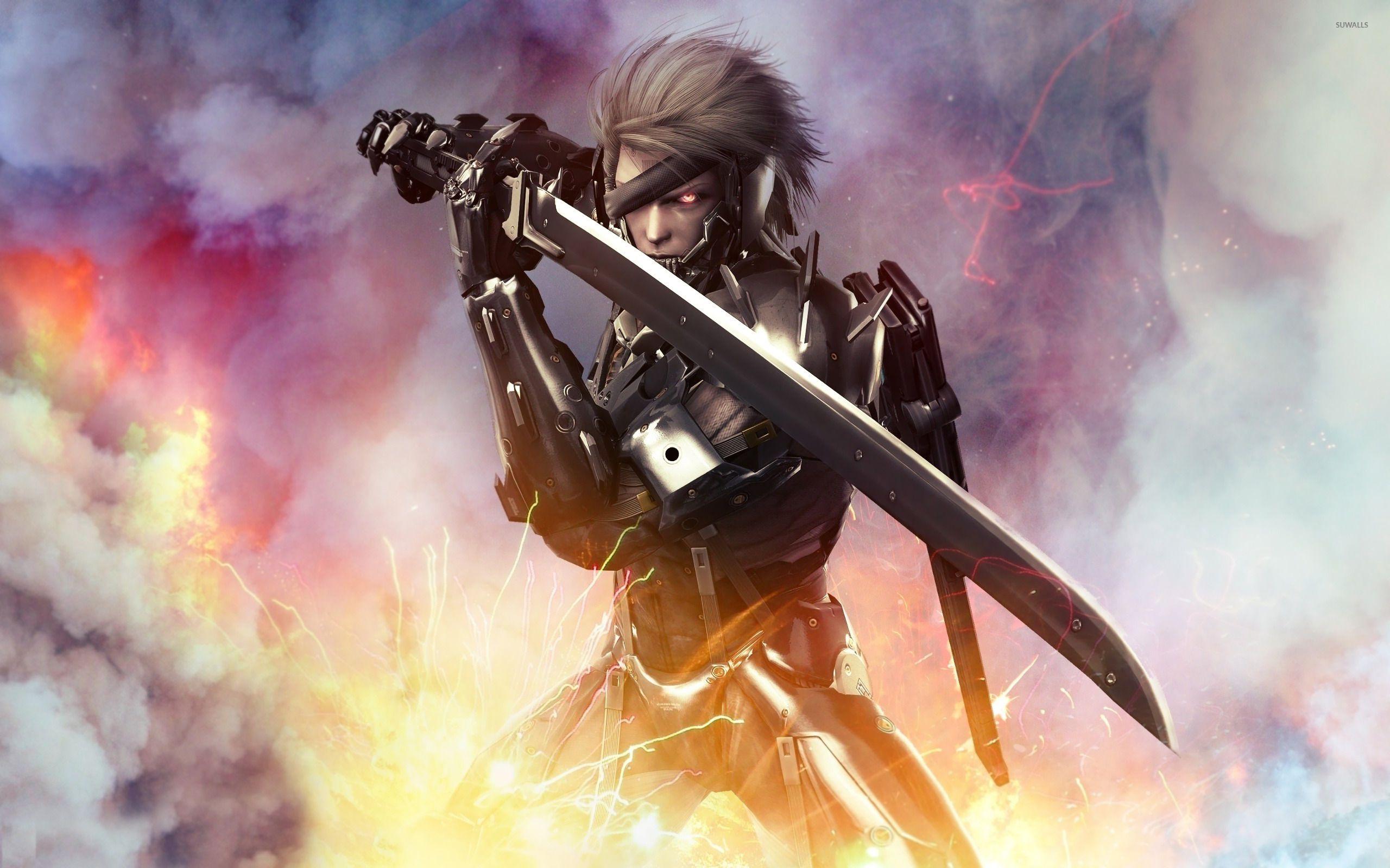 metal gear rising revengeance [ wallpaper game wallpapers | r72