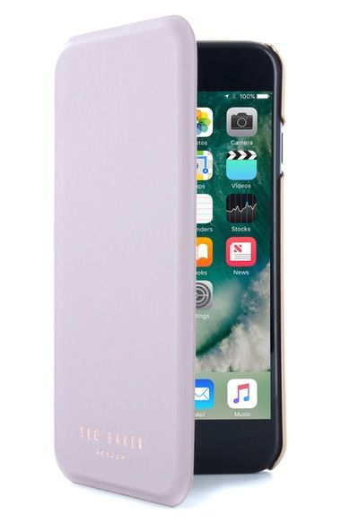 41d1a9779929a TED BAKER Shannon Iphone 7   7 Plus Mirror Folio Case.  tedbaker ...