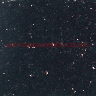 Quot Cosmos Quot Granite Black With Gold Copper Flecks Wold Love
