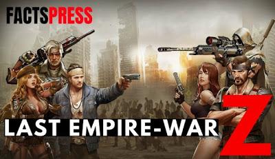 Last Empire War Z Cheats