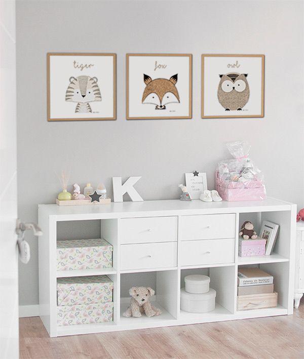 Cuadros infantiles personalizadas y láminas bebe, Cuadriman