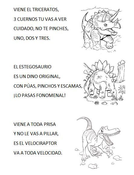 Dinosaurios para niños preescolar - Imagui … | maestra | Pinte…