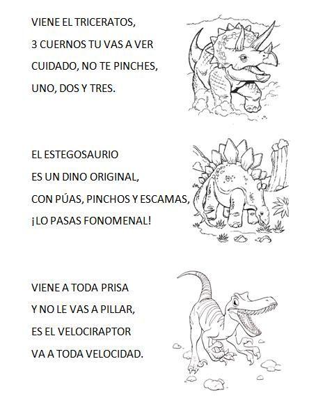 Dinosaurios para niños preescolar - Imagui … | maestra | Monte…