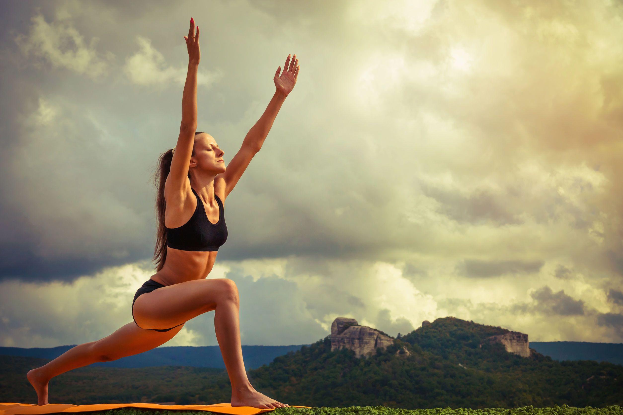 How To Do Surya Namaskar Sun Salutation Steps Amp Postures Surya Namaskar Yoga Sun Salutation Different Types Of Yoga