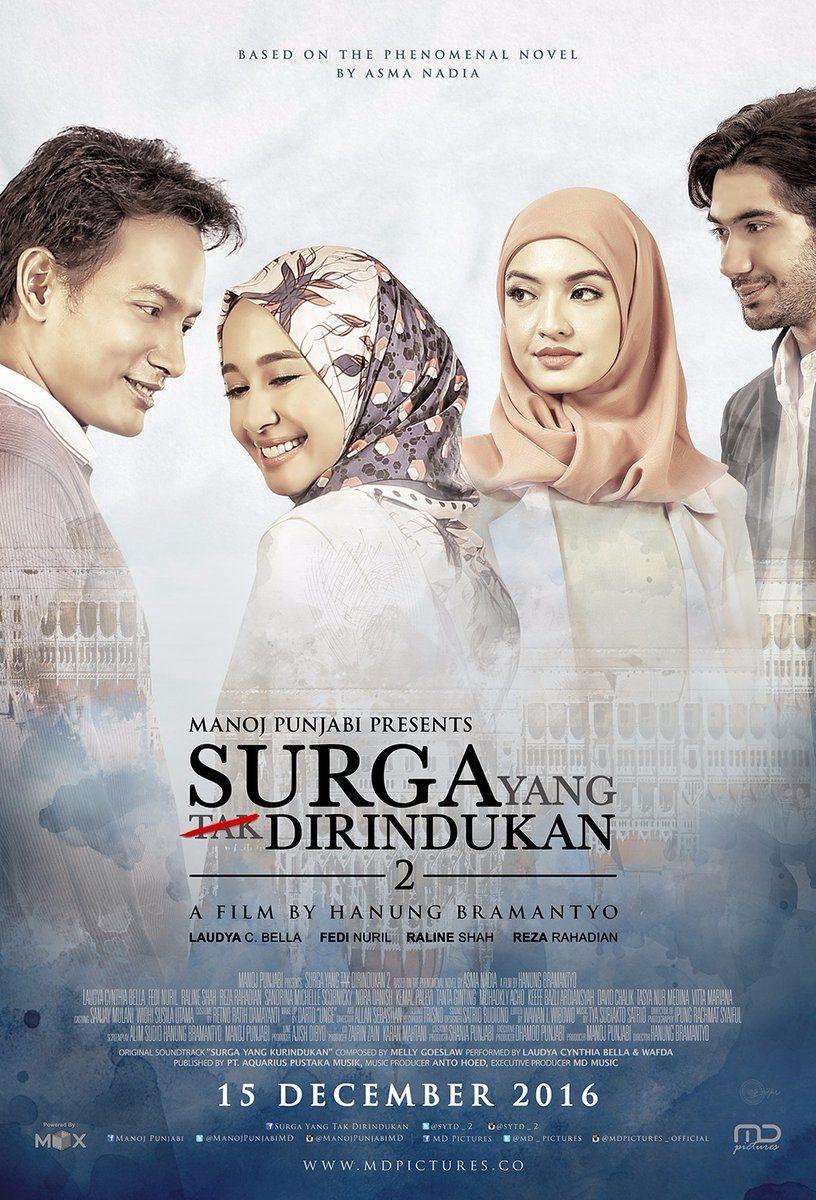 Download Film Surga Yang Tak Di Rindukan 2 : download, surga, rindukan, Surga, Dirindukan, Film,, Novel,, Bagus
