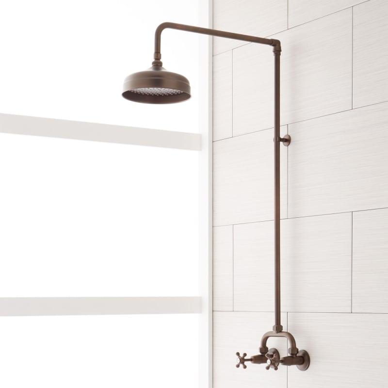 Signature Hardware 922235 Shower Panels Shower Heads Shower