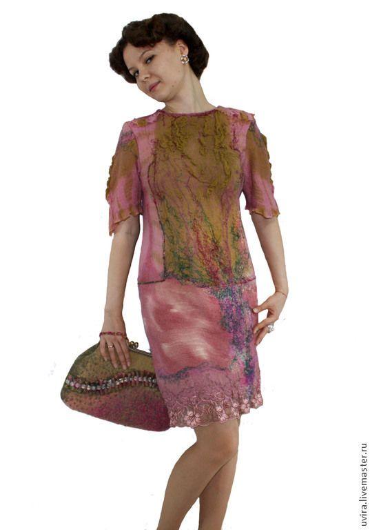 Малиновое платье сон