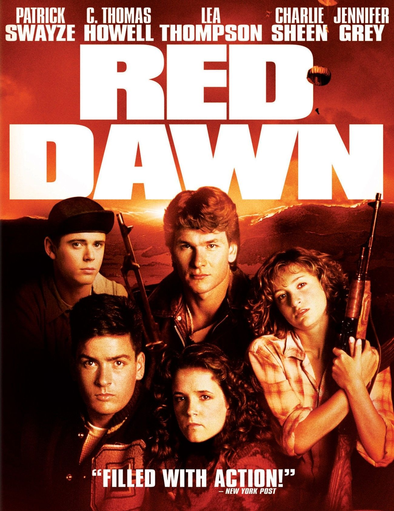 Red Dawn 1984 Tv Movies In 2019 Movies Dawn Movie