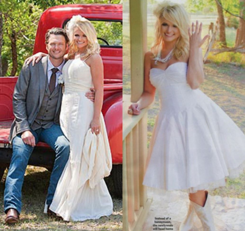 Miranda Lambert Wedding Dress Look Alike - http://shockbranding ...