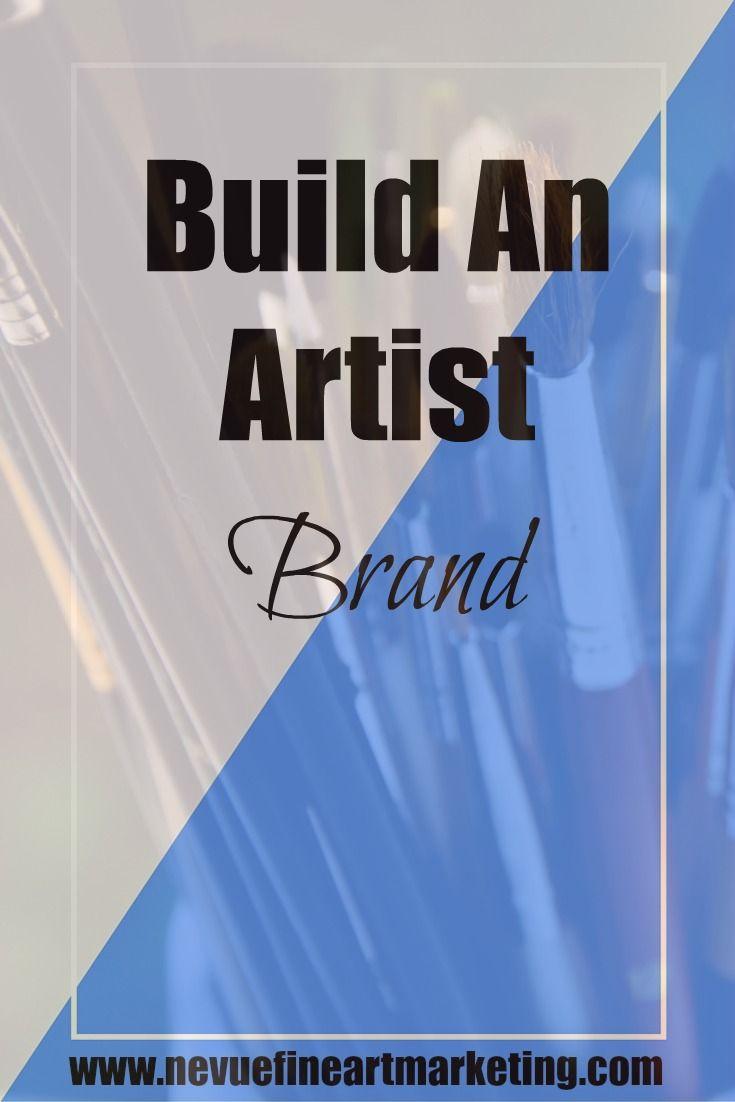 Build an artist brand the importance of an artist brand is