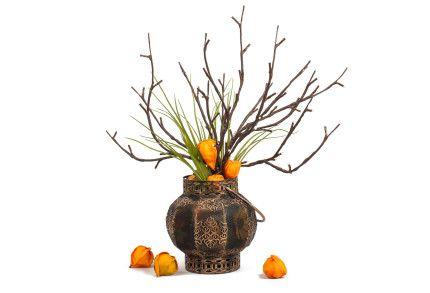 chinese lantern flower arrangement | China Doll - The ...