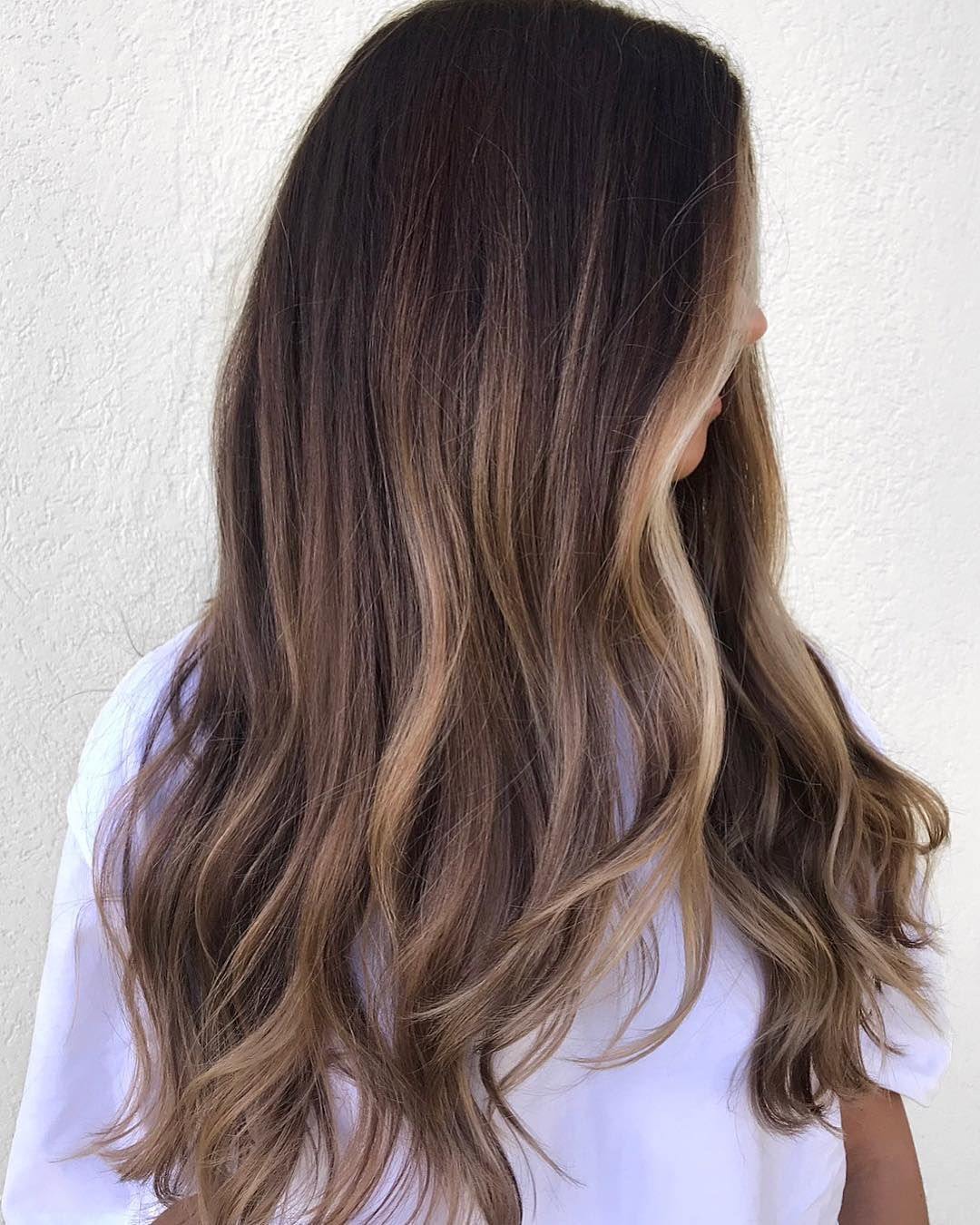 70 Flattering Balayage Hair Color Ideas For 2020 Brown Hair With Highlights Hair Highlights Brown Ombre Hair