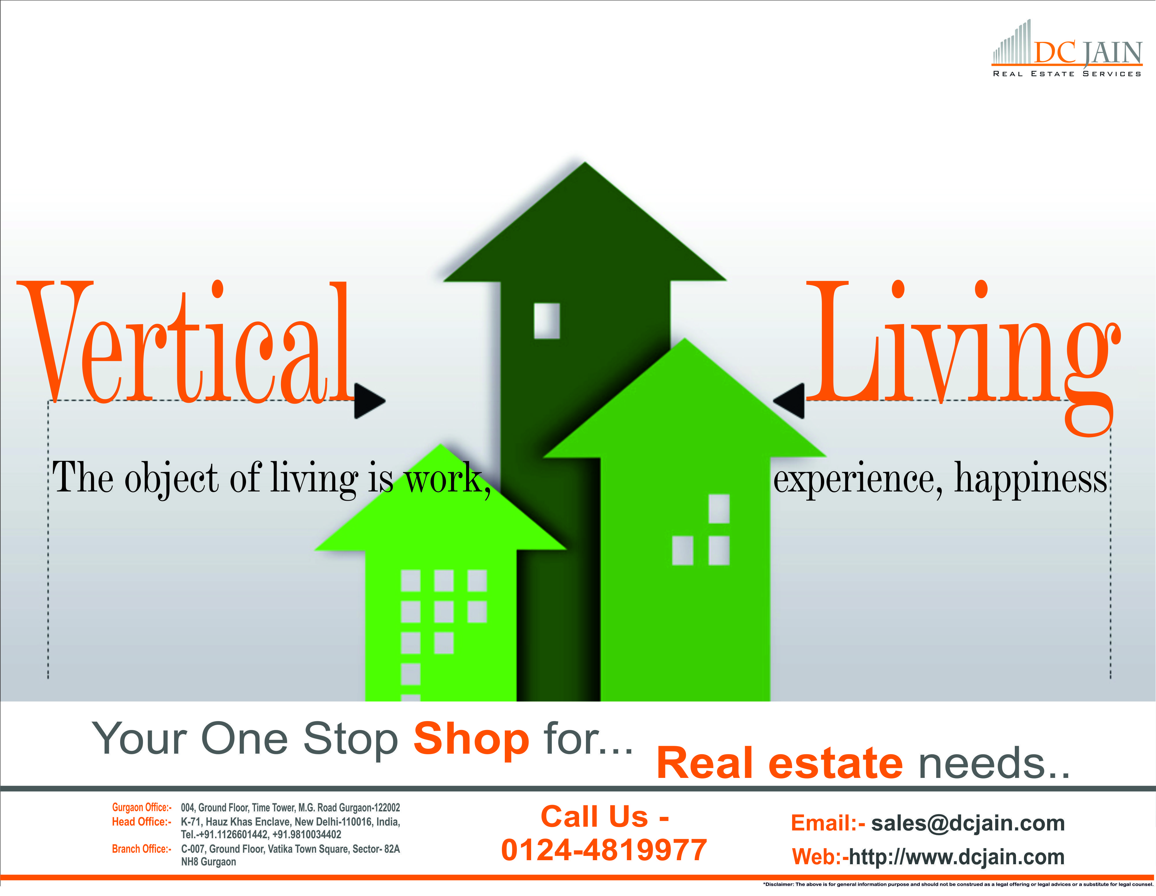 The object of living is work experience happiness buy your dream the object of living is work experience happiness buy your dream home in ccuart Images