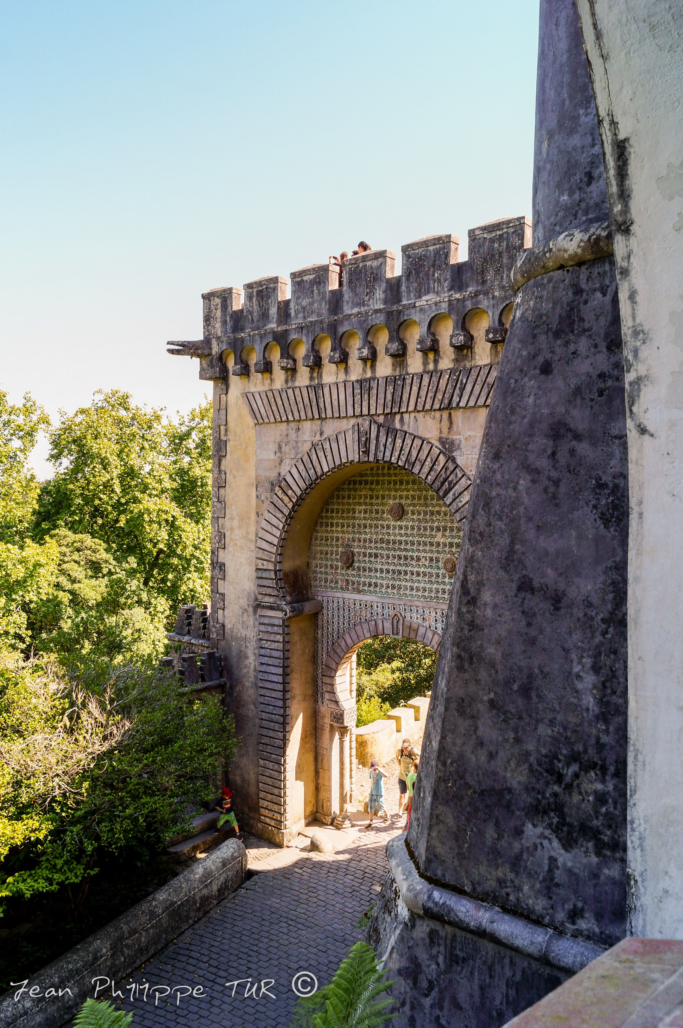 The ambush - Sintra, Lisboa - Portugal