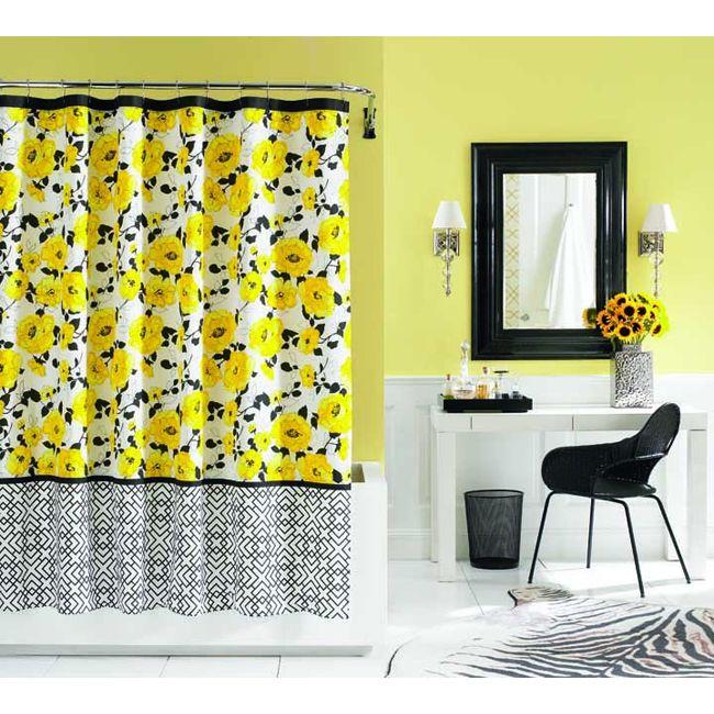 Steve Madden Gemma Shower Curtain Got This Today Love It