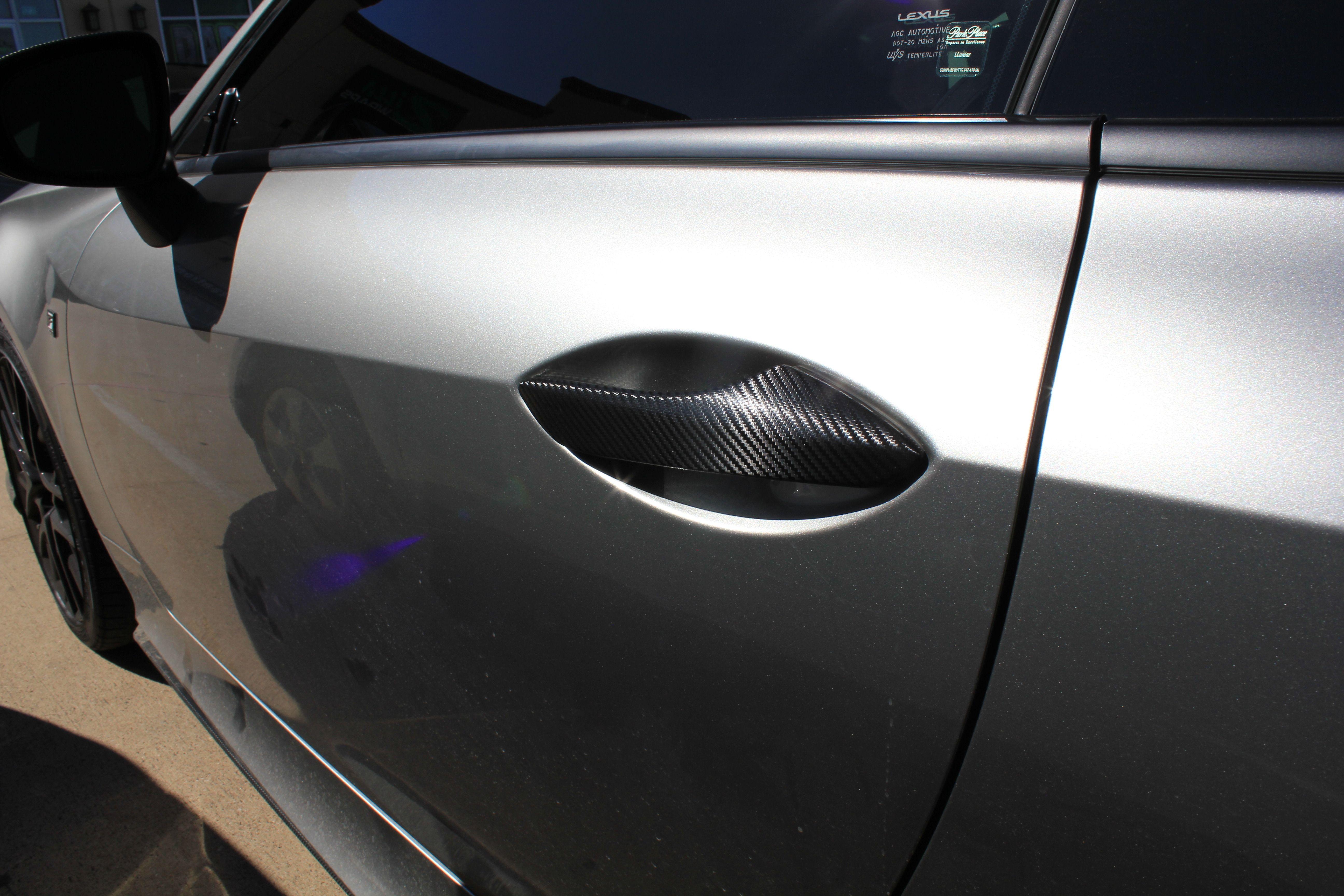 Custom car door handles Cheap Carbon Fiber Wrap Lexus Cars Door Handle Wrap Carbon Fiber Door Handles Yhomeco Carbon Fiber Wrap Lexus Cars Door Handle Wrap Carbon Fiber Door