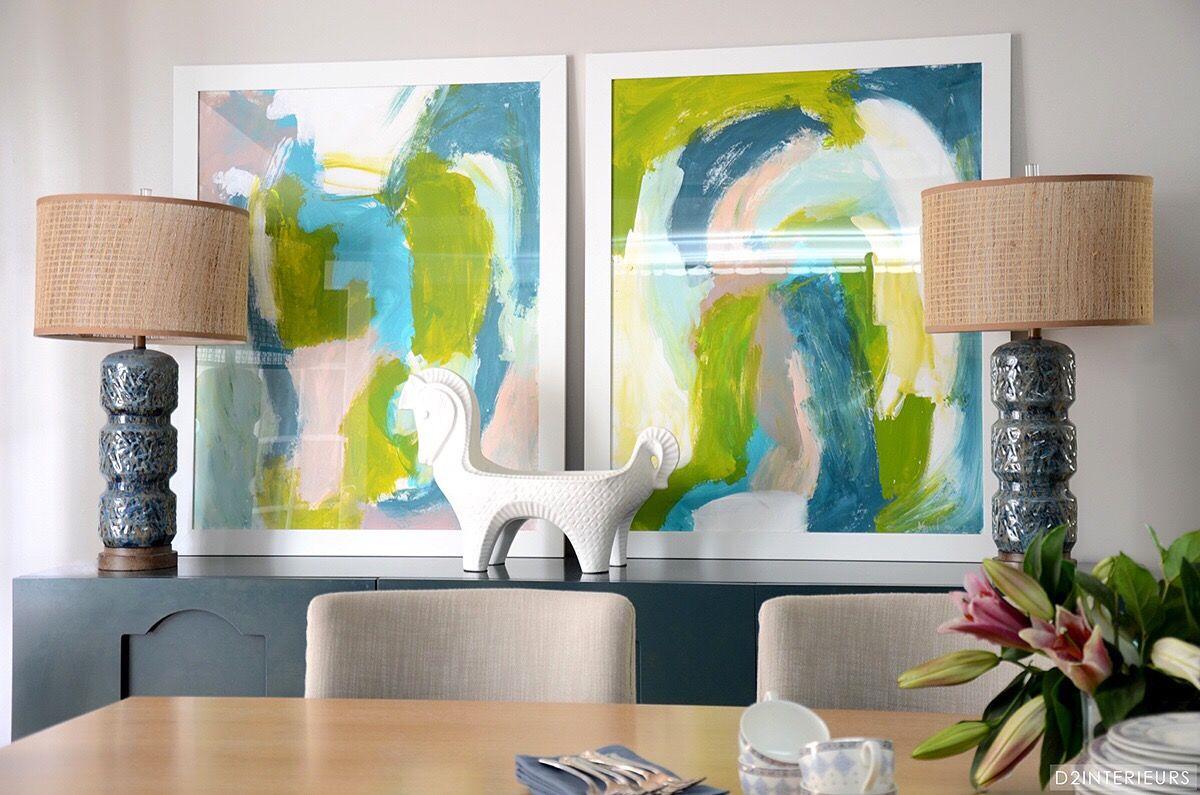Kerri Rosenthal ART D2 Interieurs