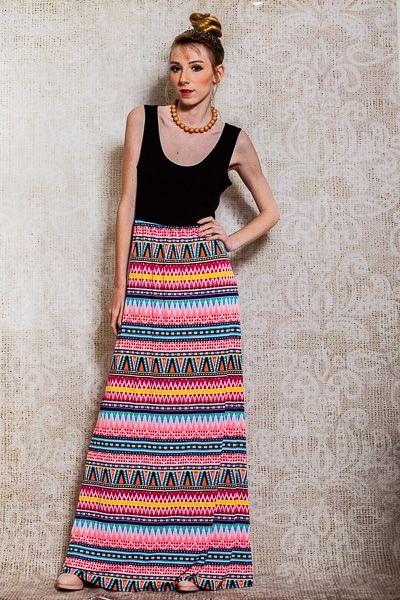 KINGDOM B. > Print Dresses > #SE6729 − LAShowroom.com