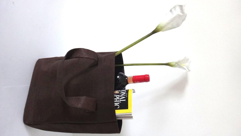 Elegante Saco para Compras em Cortiça by Tradeinhouse on Etsy