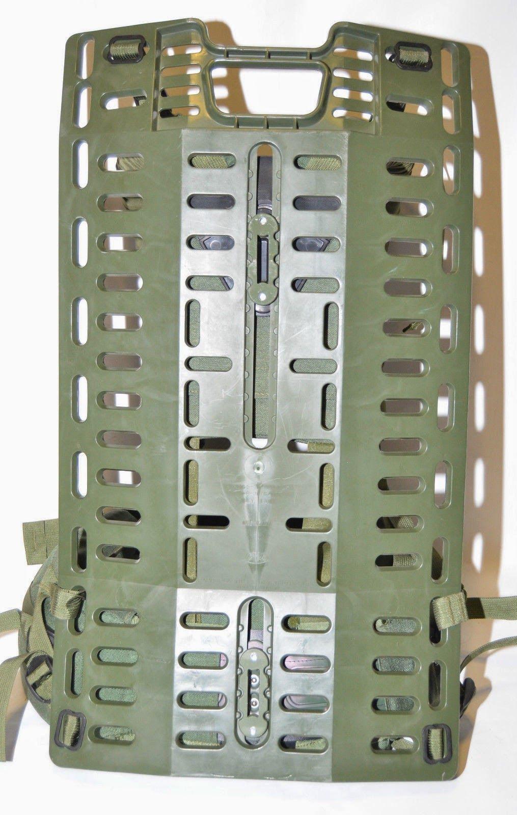 webbingbabel: Canadian Army Rucksack / Cargo Pack / Pack Board frame ...