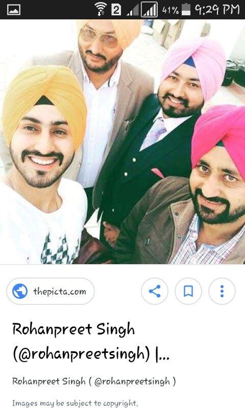 Rohanpreet Singh Rohanpreet Singh