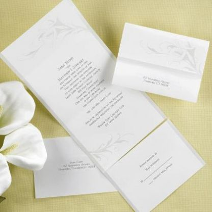 Inexpensive Seal And Send Wedding Invitations To Give Additional Ideas In Making Awesome Online Invitation 219
