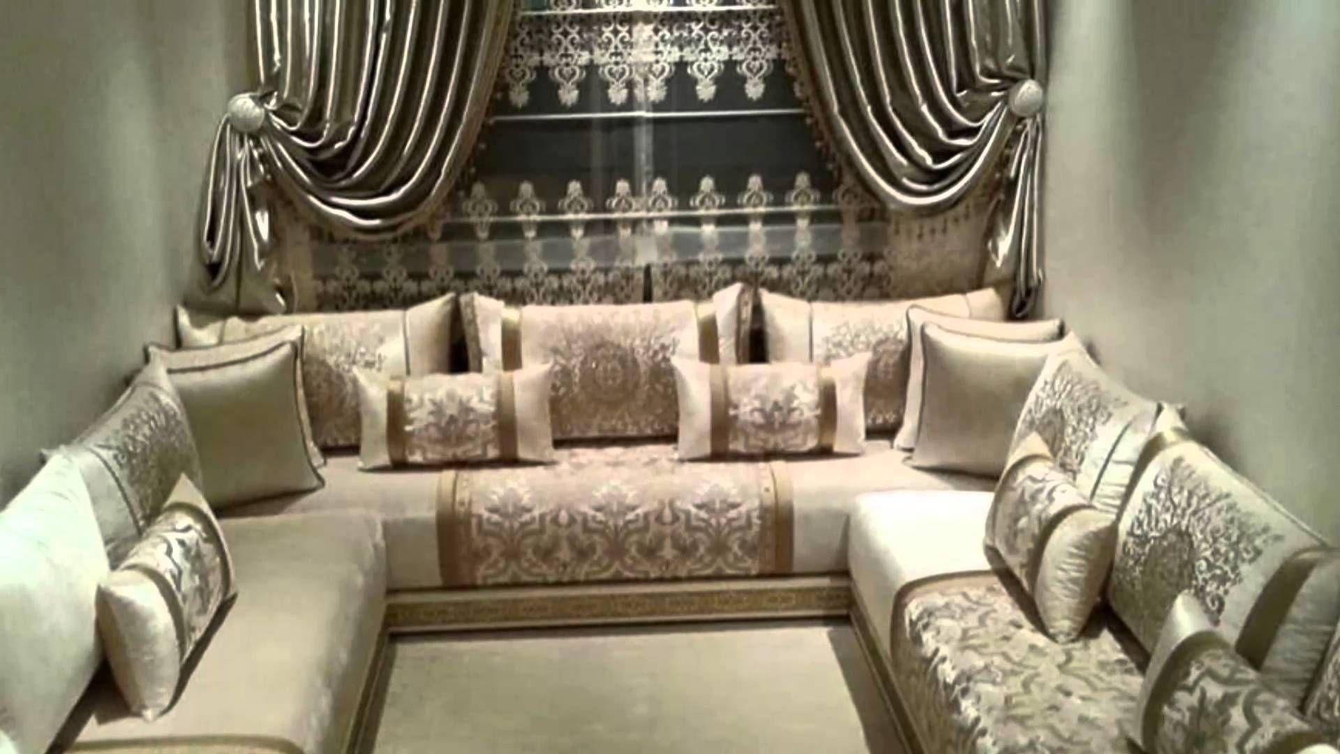 ... intérieur  Pinterest  Salons marocains, Salon et Decoration salon