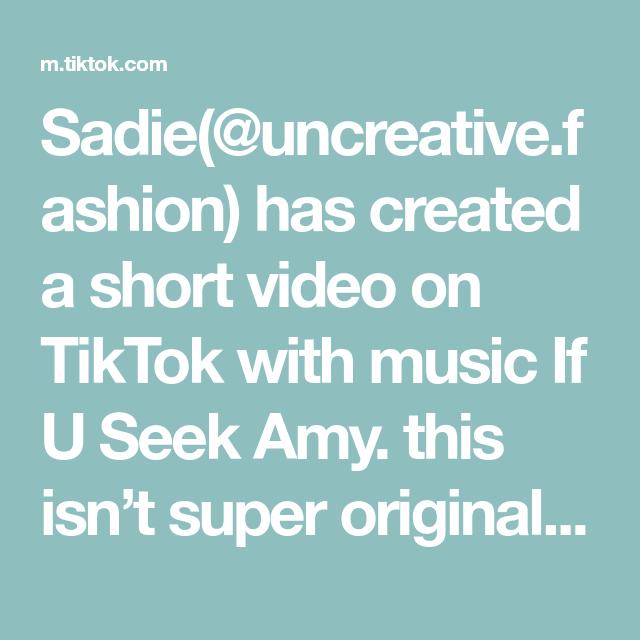 Sadie(@uncreative.fashion) has created a short video on TikTok with music If U Seek Amy. this isn't super original but oh well #morph  #gentlemenpreferblondes #marilynmonroe #30rock #gameofthrones #mcu