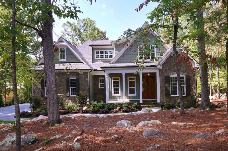 Summerlake Home Plans And House Plans By Frank Betz Associates Building Plans House Craftsman House Plans Lake House Plans