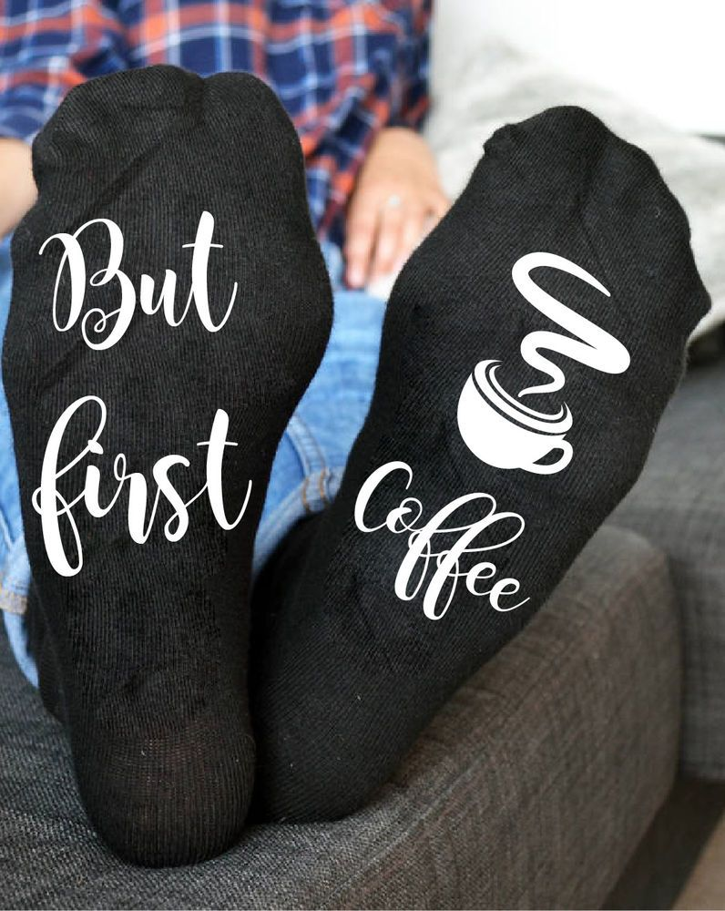 Unisex Funny Short socks If You can read this Bring Me a Coffee Men Women Gift