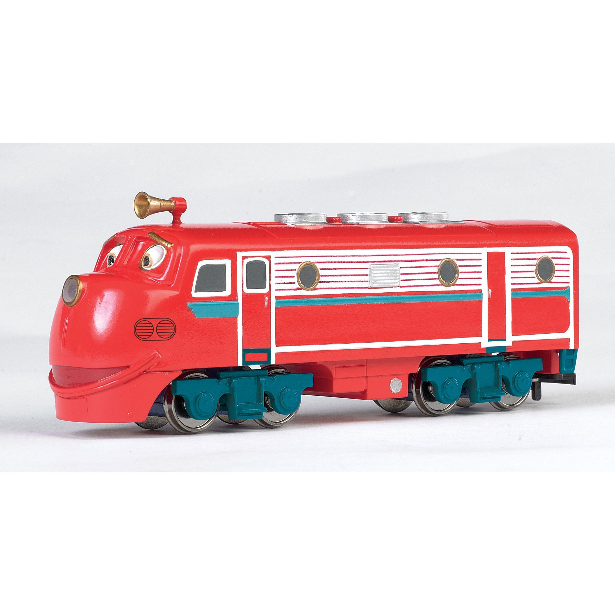 Bachmann Trains Chuggington Wilson Locomotive with Operating ...