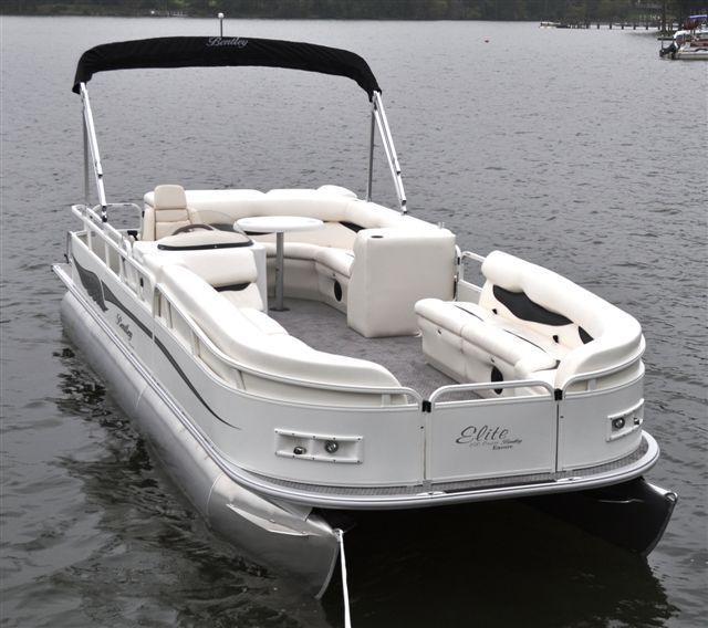 New 2012 Bentley Pontoon Boats 203 Cruise Pontoon Elite