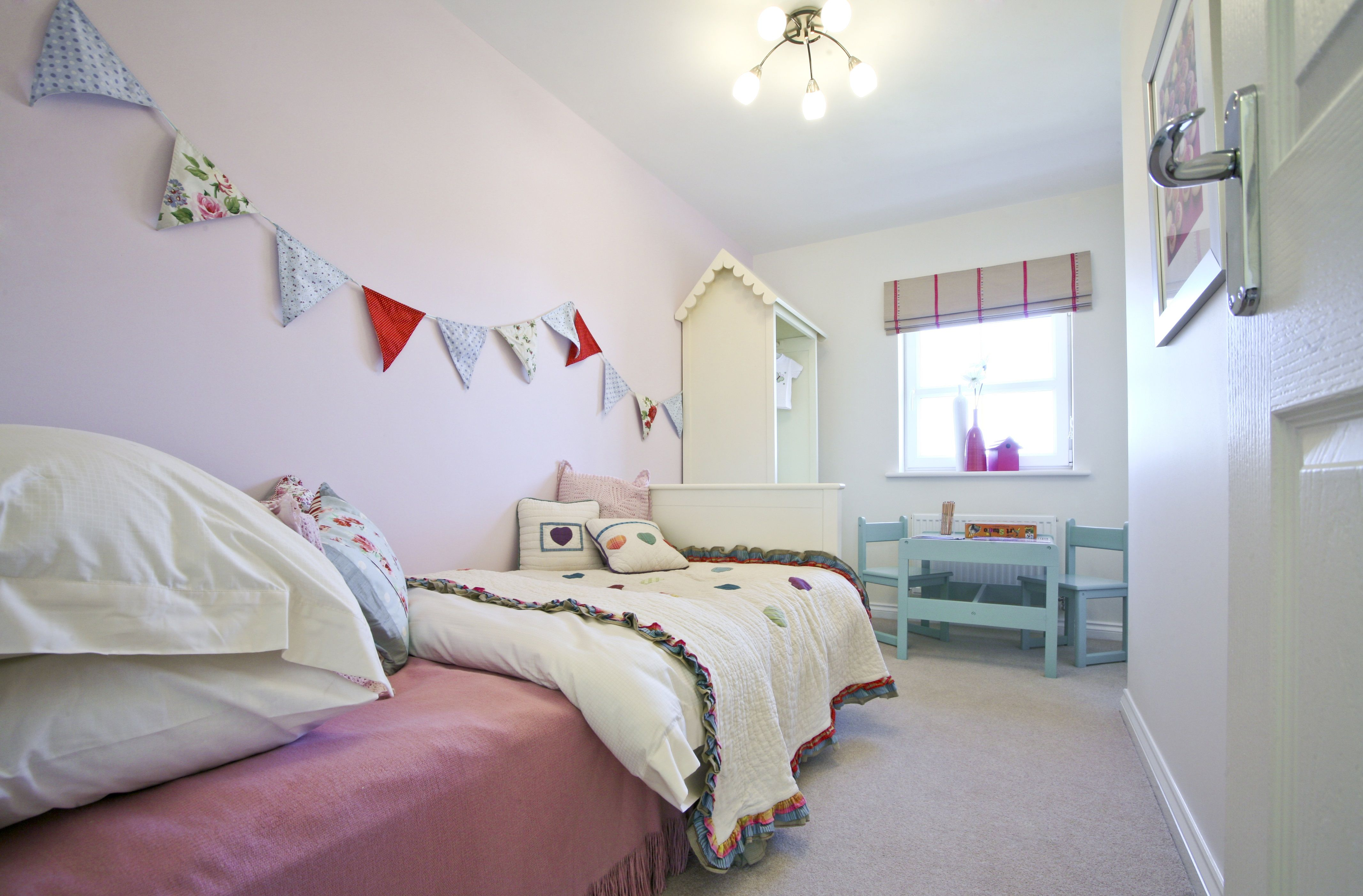 Baby crib for sale redditch - This Pretty Pastel Room Is Ideally Suited To Little Ones Looking For A Fun Space To