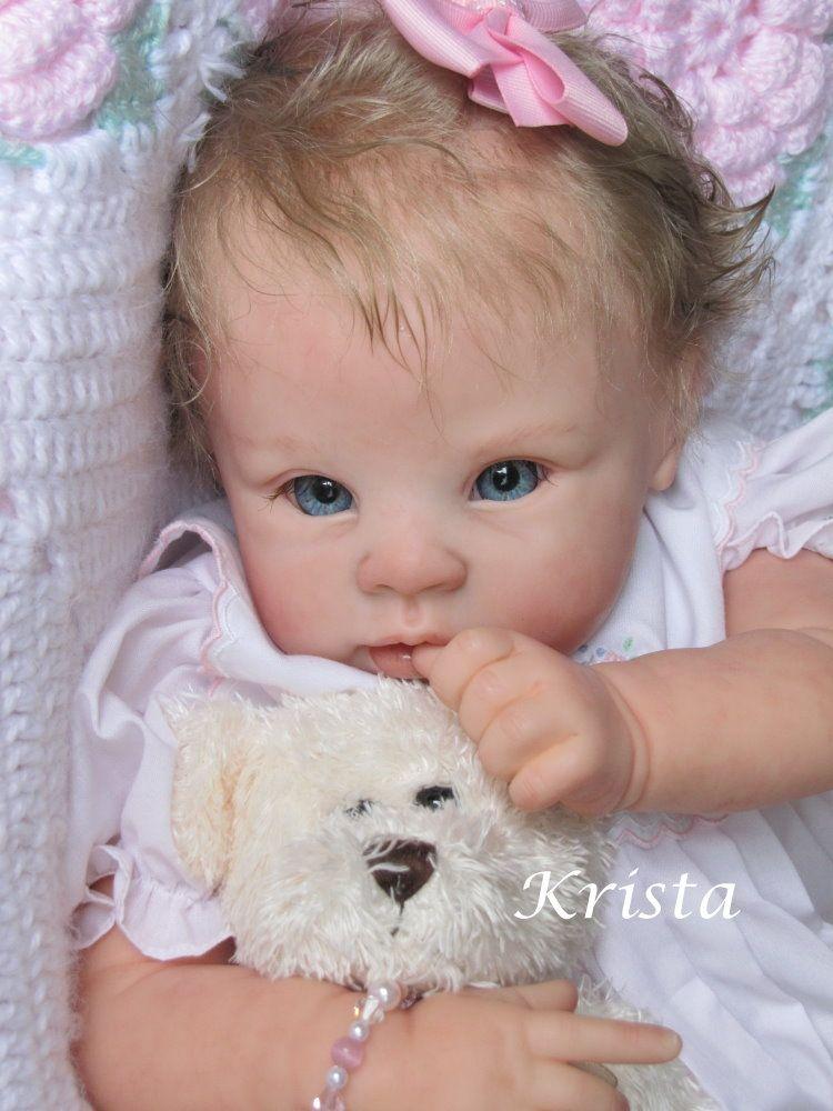 Reborn Baby Girl Realistic Baby Dolls Reborn Babies Real Life Baby Dolls