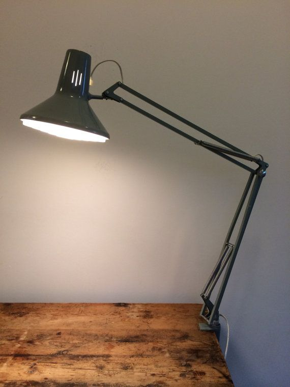 Your Place To Buy And Sell All Things Handmade Desk Lamp Architects Desk Lamp