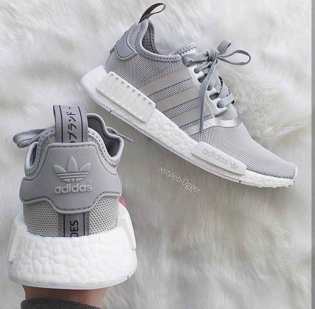info for 819d2 3d46e adidas Originals NMD in grau grey    Foto  xstylebl0gger  Instagram