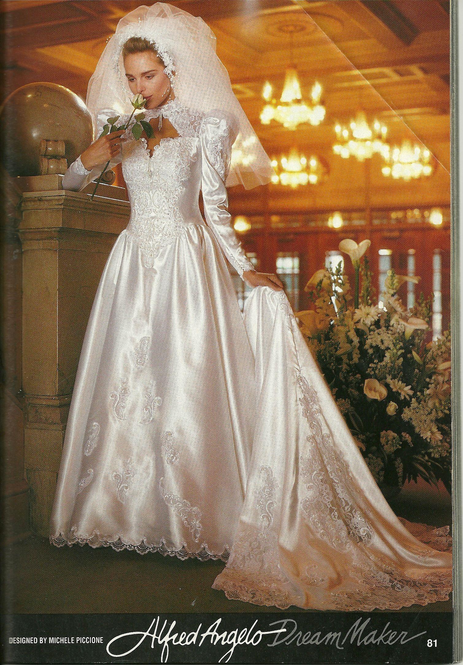Celebrity Wedding Dresses 1990s : S wedding gowns dressses bridal dresses