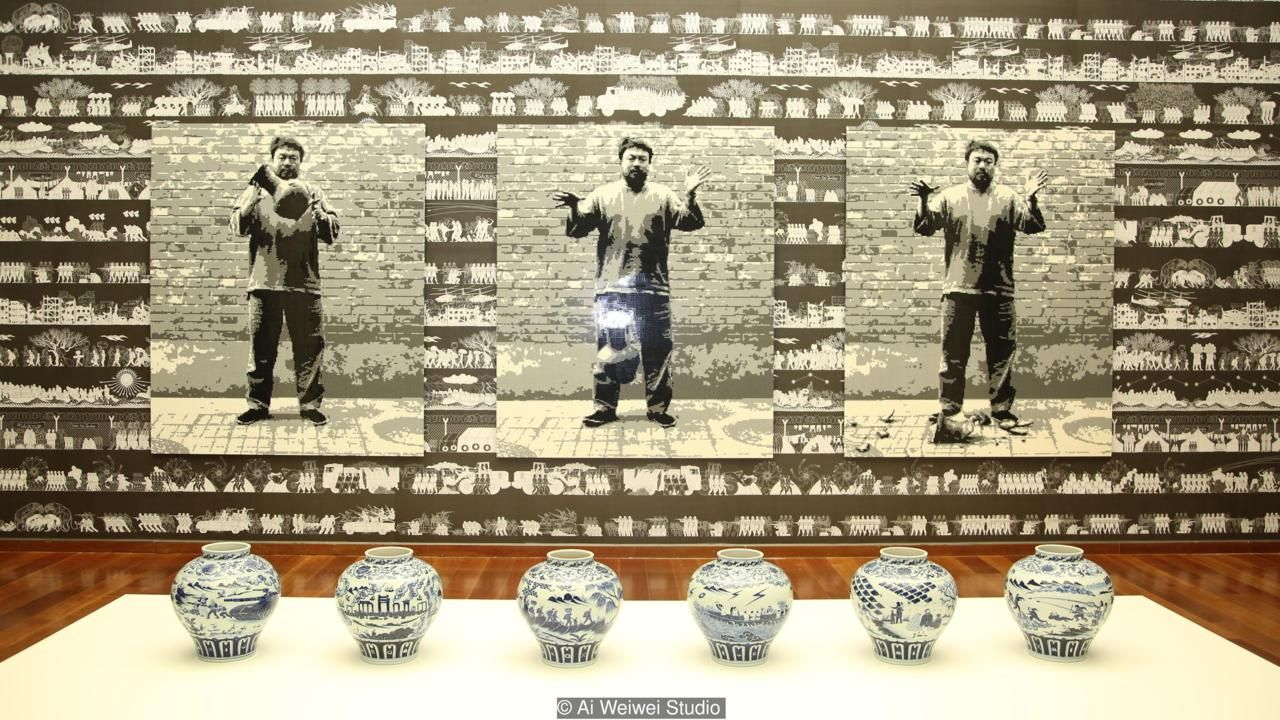 Ai weiwei interview i am the best selfie artist artist ai weiwei interview i am the best selfie artist floridaeventfo Image collections