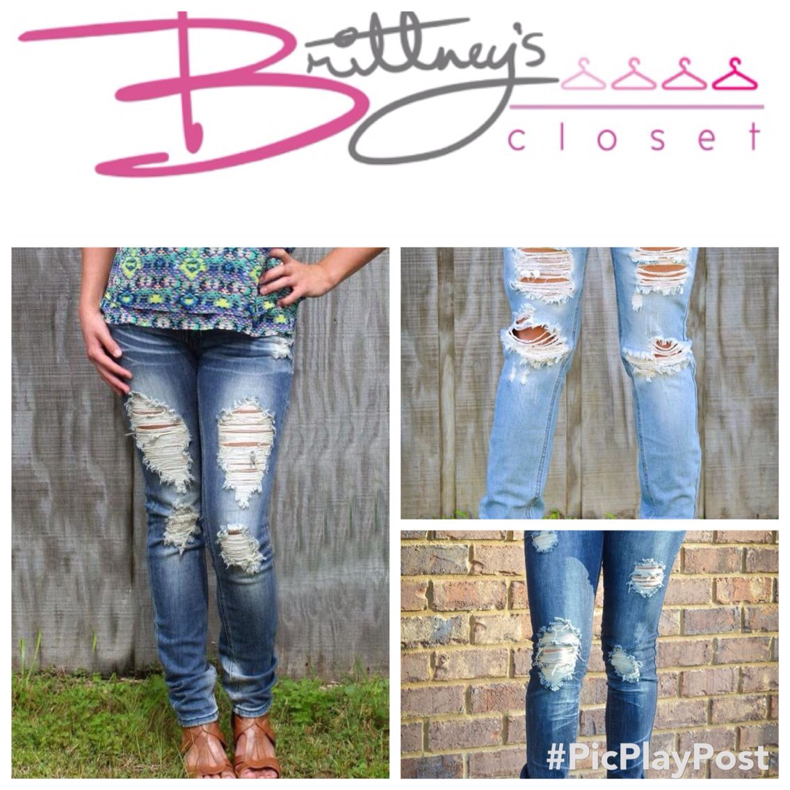 Are you prepped for fall? Be honest, those boots of yours would look a lot cuter paired with some new jeans. Skinny jeans by MACHINE, only $42.00 shipped and three washes to choose from. Be sure to like,share and comment on their facebook page to Win in the contest