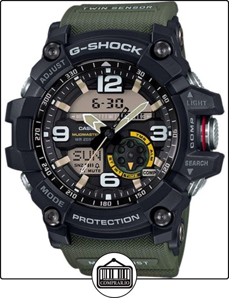 822fa76863e9 CASIO reloj G-SHOCK GG-1000-1A3ER de ✿ Relojes para hombre - (Gama  media alta) ✿